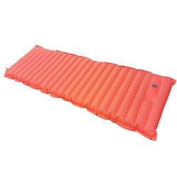 Горячий Floding пользовательского размера заводская цена продажи одной надувной воздушный матрасы кровать