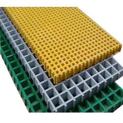 Peneira de microtrituração GRP de PRFV Calçada Grade de Drenagem