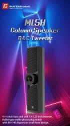 Petite colonne haut-parleur audio