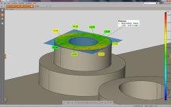 3D Meting Service Provider van de Afmeting