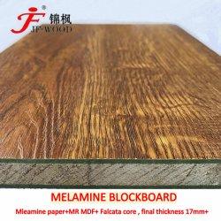 FSC ISO 멜라민 라미네이트 표면 Blockboard