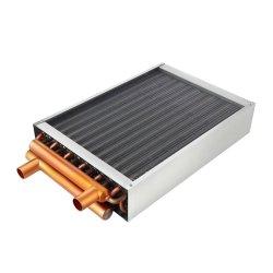 Tubo in rame alette in alluminio per riscaldamento e raffreddamento dell'acqua per Forno di legno esterno/caldaia di legno