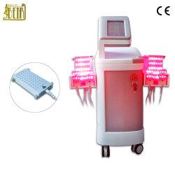 4D de l'équipement laser Lipolaser Lipo minceur Minceur rapide perte de poids de la machine 528 12 pads des feux