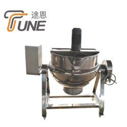 Macchina elettrica di Kattle del rivestimento del riscaldamento 200L per l'ostruzione di Stawberry
