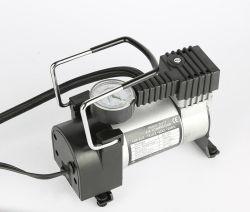 Nuovo Generatore Di Gas Pneumatico Della Pompa Del Compressore Dell'Aria Per Auto Digitale Elettrico 12v Portatile Con Manometro