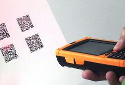 Infravermelhos de RFID NFC GPS 3G telefone PDA para ambientes ruidosos