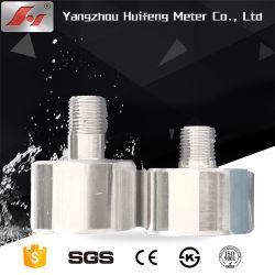 비산 CNG SS 케이스 오일 충전 굴삭기 유압 테스트 게이지 0-25MPa/psi