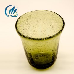 Novo Design Verde Transparente Cor Transparente Cup