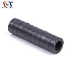 Speciaal gevormde cilindrische ferriet Magnet Ring Magnet Ferrite
