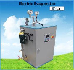 50kg/h gerador de vapor eléctricos utilizados em fábricas de lavar roupa a ferro e seca