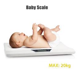 Novos Produtos Smart Função de música digital Escala do bebé