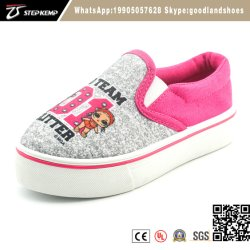 Высокая подошва Canvas сладкие девочки ПВХ обувь мода Sneaker Pimps 9278