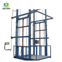 Almacén de carga hidráulica de la plataforma de elevación del precio
