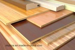 Modern Furniture를 위한 건축 Material MDF Popular Melamine HDF MDF
