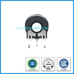 potenziometro rotativo di Piher Spagna del potenziometro del regolatore della pellicola del carbonio PT15 di 15mm