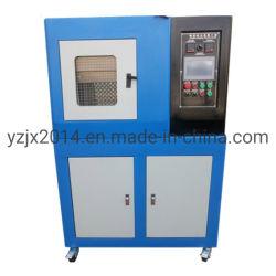 実験室のゴム製加硫機械は、高温油圧出版物装置をめっきする