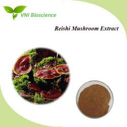 ISO certificadas SGS Ganoderma lucidum/Extracto Natural de setas Reishi extracto en polvo