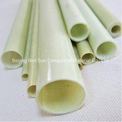 Resina epóxi de isolamento elétrico de tecido de vidro laminado de Tubo (FR4 G11)