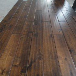 Barato preço chinês Maple piso de madeira
