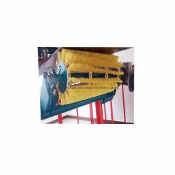 Courroie du convoyeur Cleaner du tambour de la Brosse brosse pour le nettoyage de la courroie du convoyeur