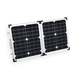 Support pliable 40W Mono panneau solaire cristallin PV Module d'alimentation du système de batterie