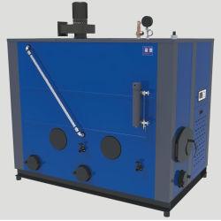 Industriaのマーキング機械のための300のKg/H水管の生物量の餌の蒸気発電機は一緒に使用される