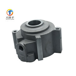 Di alluminio su ordinazione del fornitore della Cina il coperchio del motore della pressofusione
