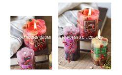 Роскошный парафин аромат свечи, декор в форме свечи стойки проема ветрового стекла
