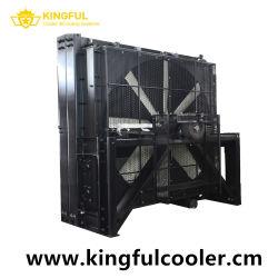2040 kW dieselgenerator-radiator fabriek