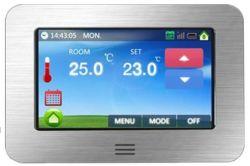 جهاز تنظيم درجة الحرارة القابل للبرمجة بواسطة شاشة اللمس الملونة (HTW-31-DT12)