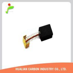 Les balais de charbon métal J210 d'alimentation de l'utilisation des balais de charbon dans la pompe à huile du diesel/porte-bougies et des pinceaux et brosses pour moteurs électriques