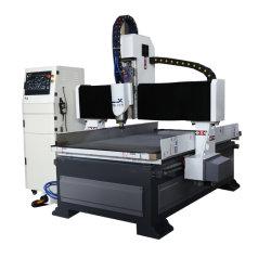 Aufbereitende Mittelwasserstrahlausschnitt-Glasmaschine CNC-Zxx-C1015