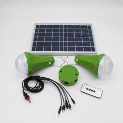 De zonne ZonneLader van het Systeem van het Zonnepaneel van het Systeem van de Verlichting van het Huis 30W