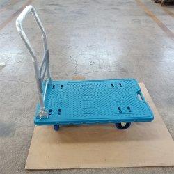 De Werkende Kar van het Platform van pp/de Kar van de Duw van het Karretje van de Hand met Wielen