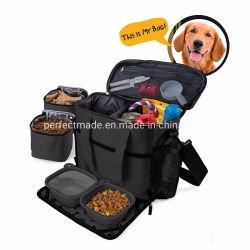 製造業者の屋外のハンドバッグの子犬の飼い犬旅行買物袋