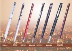 Promotion stylo à bille de métal à la promotion