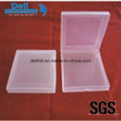 Boîte en plastique blanc pour la carte