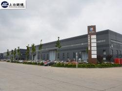 Estrutura de aço prefabricadas Large-Span no Depósito/Oficina/Garagem/Hangar