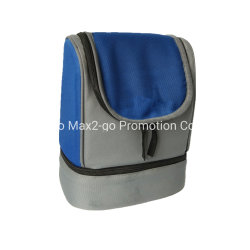 Max2go HotestのDouble-Deck大きい容量の高品質旅行クーラー袋