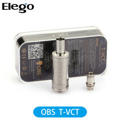 Electronic Cigarette Obs T-Vct Kit Clearomizer with Obs T-Vct Tank 0.5ohm