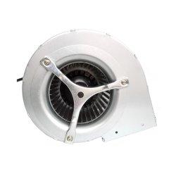 따뜻한 에어컨의 원심 팬, 환기, 높은 공기 흐름 외부 로터 이중 입구 에어컨 팬