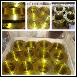 """플랜지 강철 슬립온 JIS 10K 크기: 11/4""""(저온 서비스용 테스트 인증서 포함) ASTM-BS10 탄소/스테인리스 스틸 단조 플랜지 제조업체"""
