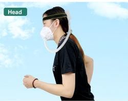 Sport che ciclano la mascherina elettrica astuta generale modificata DIY della mascherina del silicone degli accessori Pm2.5 della mascherina