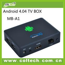 2012 nouvellement développé ICS Android TV Box