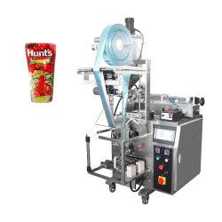 Kleine Vertikale Automatische Heiße Verkauf Honig Wasser Shampoo Beutel Flüssigkeit Verpackungsmaschine