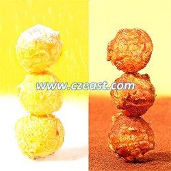 نكهات مختلفة طبيعيّ [سكرت-رسب] كرة الفشار