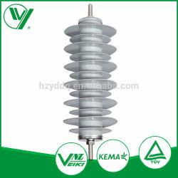 Kemaは12kv-24kv杭州阜陽の重合体の避雷器をテストした