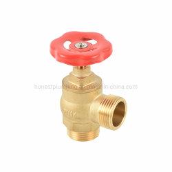 Ângulo de latão Incêndio do Tipo de Válvula de Hidrantes de forjados