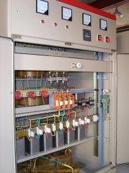 Mittlere Spannungs-Blindleistung-Ausgleichs-Installations-automatischer Ausgleich mit Controller und VSD Kontakt