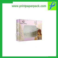 Личный уход промышленного использования тип бумаги и картона человеческого волоса в салоне упаковки с логотип